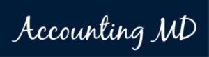 Accounting MD and Bookkeeping logo
